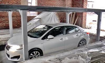 Podzemne hidraulične garaže